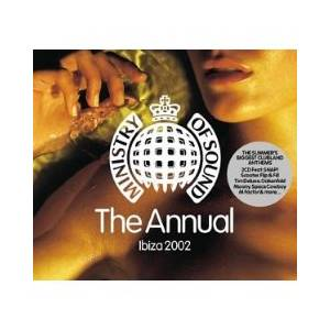 Cover - Raven Maize: Annual Ibiza 2002 Ministry Of Sound, The