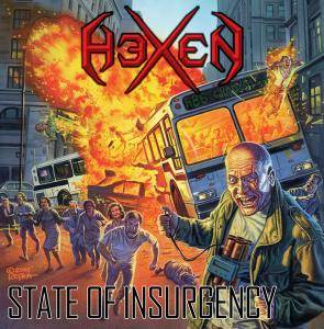 Hexen: State Of Insurgency - Cover