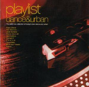 Cover - BK: Playlist - Dance and Urban