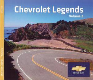 Chevrolet Legends: Vol. 2 - Cover