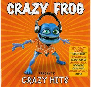 Cover - Crazy Frog: Crazy Hits