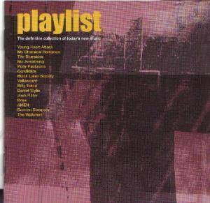 Cover - Polly Paulusma: HMV - Playlist 21