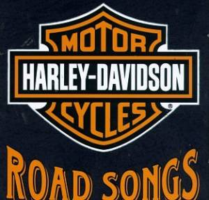Harley-Davidson - Road Songs - Cover