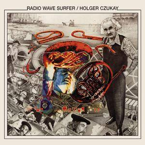 Cover - Holger Czukay: Radio Wave Surfer