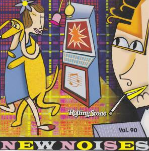 Cover - Son, Ambulance: Rolling Stone: New Noises Vol. 90