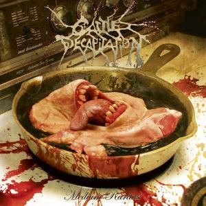 Cattle Decapitation: Medium Rarities - Cover