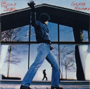 Billy Joel: Glass Houses - Cover