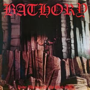Bathory: Under The Sign Of The Black Mark - Cover