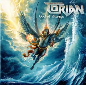 Torian: God Of Storms - Cover