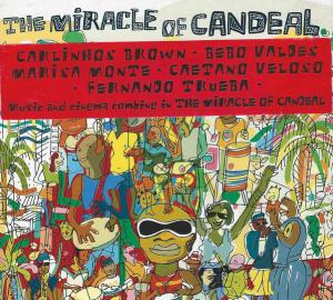Miracle Of Candeal, The - Cover