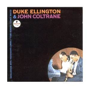 Duke Ellington & John Coltrane: Duke Ellington & John Coltrane - Cover