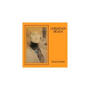 Christian Death: Deathwish - Cover