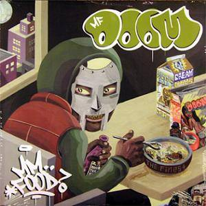 MF Doom: MM Food - Cover