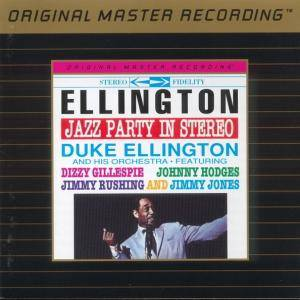 Duke Ellington: Jazz Party - Cover