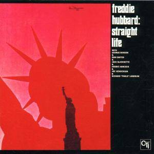 Freddie Hubbard: Straight Life - Cover
