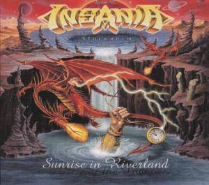 Insania: Sunrise In Riverland - Cover