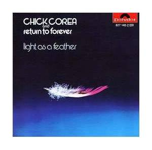 Cover - Return To Forever: Light As A Feather