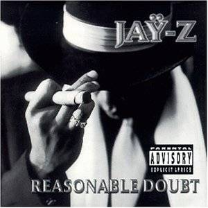Cover - Jay-Z: Reasonable Doubt