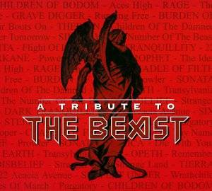 Tribute To The Beast, A - Cover