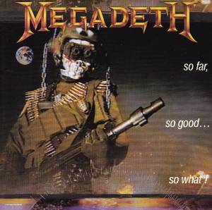 Megadeth: So Far, So Good... So What! (CD) - Bild 1