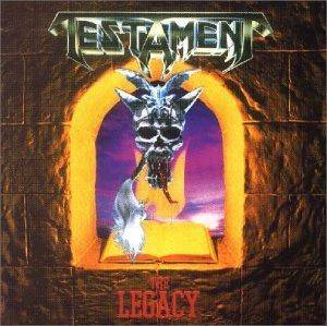 Testament: The Legacy (CD) - Bild 1
