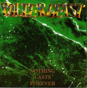 Poltergeist: Nothing Lasts Forever - Cover