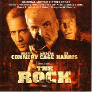 Nick Glennie-Smith, Hans Zimmer, Harry Gregson-Williams: Rock, The - Cover