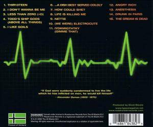 Type O Negative: Life Is Killing Me (CD) - Bild 2