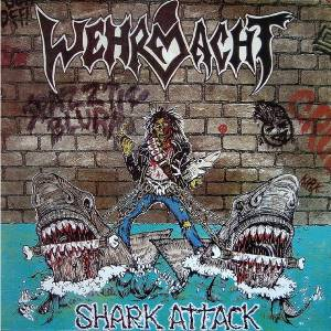 Wehrmacht: Shark Attack - Cover
