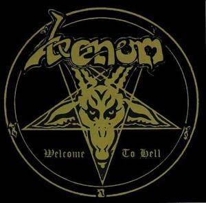 Venom: Welcome To Hell (LP) - Bild 1