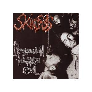 Cover - Skinless: Progression Towards Evil