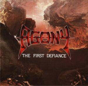 Agony: First Defiance, The - Cover