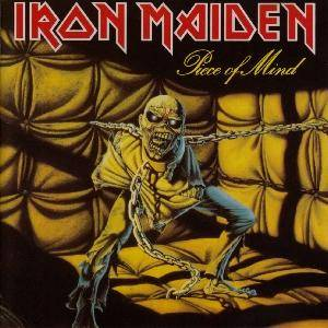 Iron Maiden: Piece Of Mind (CD) - Bild 1