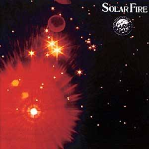 Manfred Mann's Earth Band: Solar Fire - Cover