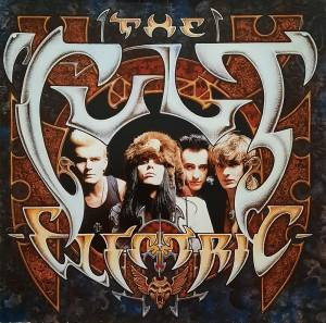 The Cult: Electric (LP) - Bild 1