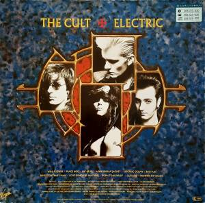 The Cult: Electric (LP) - Bild 2