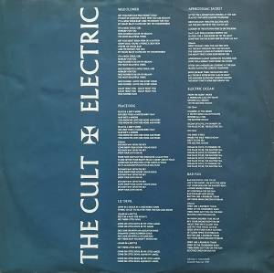 The Cult: Electric (LP) - Bild 7