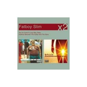 Cover - Fatboy Slim: You've Come A Long Way Baby / Halfway Between The Gutter And The Stars
