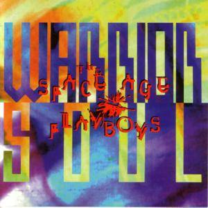 Warrior Soul: Space Age Playboys, The - Cover