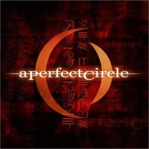 A Perfect Circle: Mer De Noms - Cover