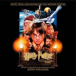John Williams: Harry Potter And The Philosopher's Stone (O.S.T.) - Cover