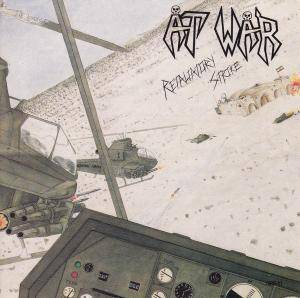 At War: Retaliatory Strike - Cover