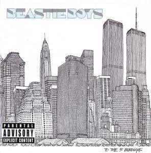 Cover - Beastie Boys: To The 5 Boroughs