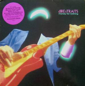 Dire Straits: Money For Nothing (LP) - Bild 1