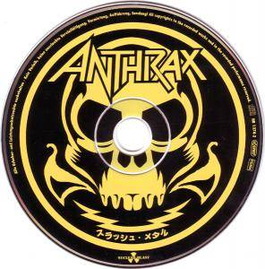 Anthrax: The Greater Of Two Evils (CD) - Bild 3