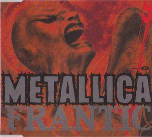 Metallica: Frantic - Cover