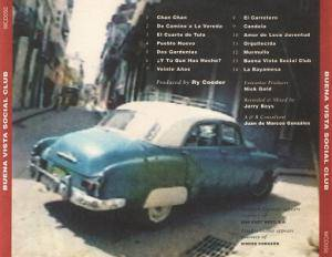 Buena Vista Social Club: Buena Vista Social Club (CD) - Bild 3
