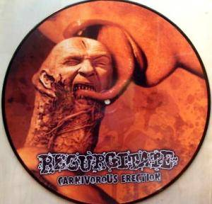 Cover - Regurgitate: Carnivorous Erection