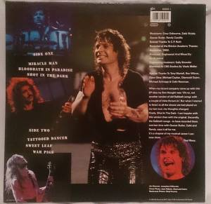 "Ozzy Osbourne: Just Say Ozzy (12"") - Bild 2"
