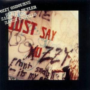 "Ozzy Osbourne: Just Say Ozzy (12"") - Bild 1"